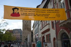 490 Jahre Kirchenbann