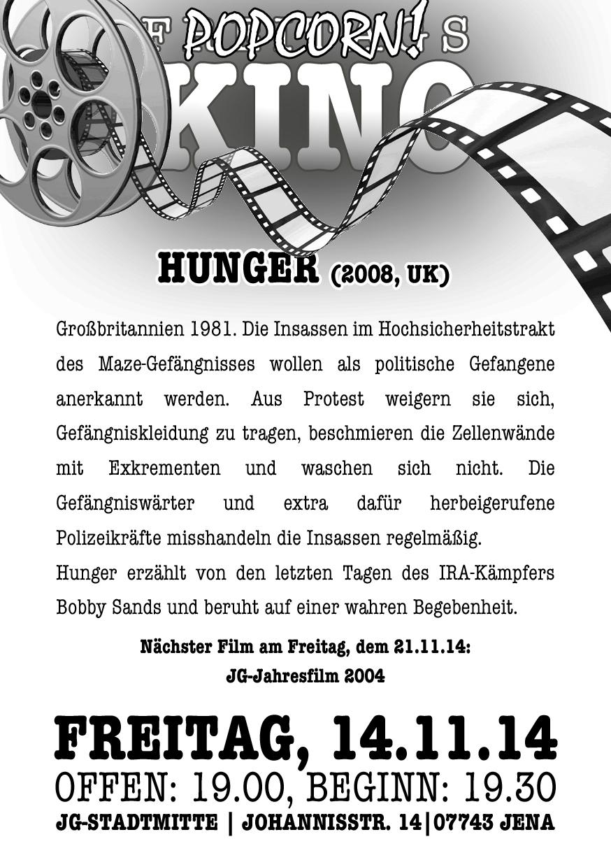 Flyer FreitagskinoHunger(2)