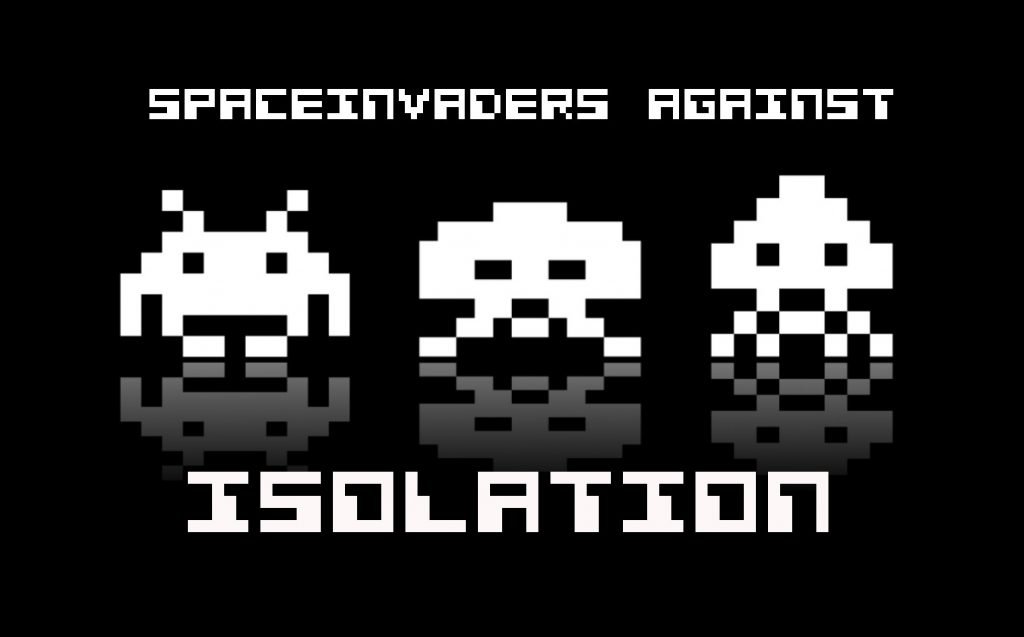 Spaceinvaders against isolation